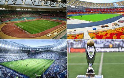 Finale de la ligue des champions : Tunis, Douala et Casa candidats