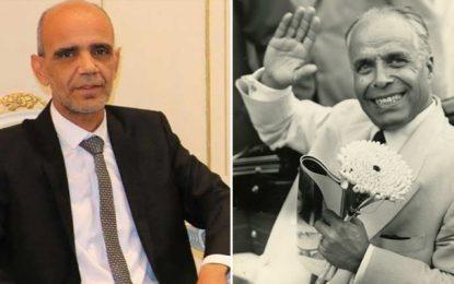 Mohamed Hamdi dément avoir retiré le portrait de Bourguiba de son bureau, au ministère de l'Education