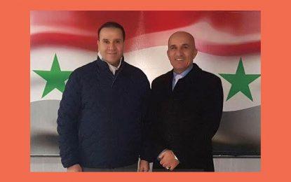 Le Tunisien Nabil Maaloul contré en… Syrie