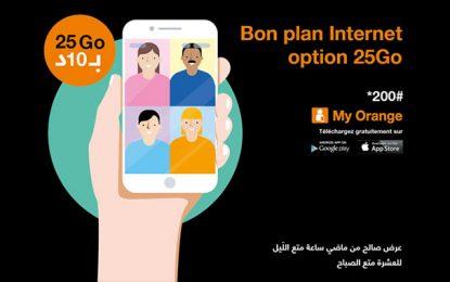 Orange Tunisie assure la continuité de ses services pendant le confinement