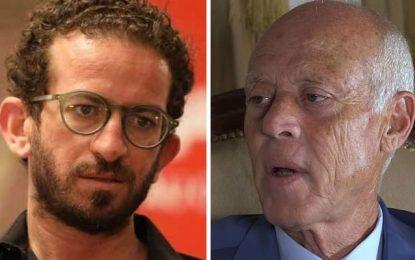 Oussama Khelifi, l'ombre de Nabil Karoui, accuse Kaïs Saïed de sédition