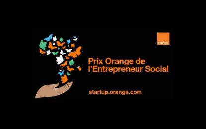 Ouverture des candidatures pour Prix Orange de l'Entrepreneur Social