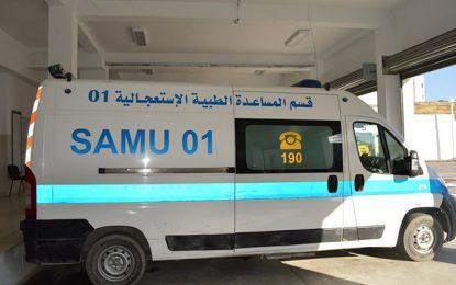 SAMU et coronavirus : un service en détresse en Tunisie