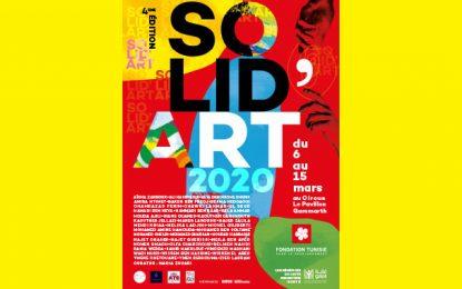 Solid'Art : Exposition au profit de la Ferme thérapeutique de Sidi Thabet