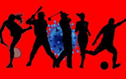 Le sport au temps du coronavirus : chômage, peur et incertitude
