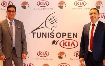 La marque Kia devient sponsor-titre du Tunis Open