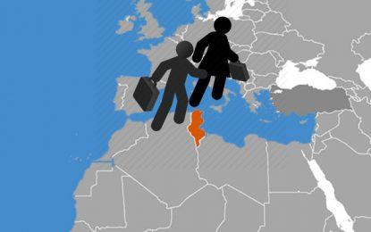 Depuis 2011, une centaine de milliers de compétences tunisiennes ont opté pour l'expatriation