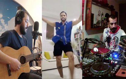 Confinement : Des artistes tunisiens offrent des spectacles virtuels gratuits