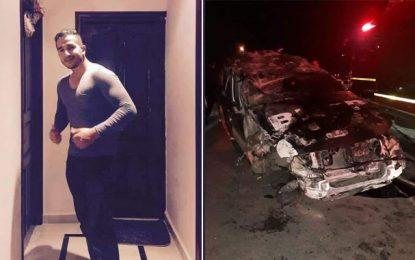 Radès : Décès de l'agent Fehmi Jelassi, dans un accident de la route