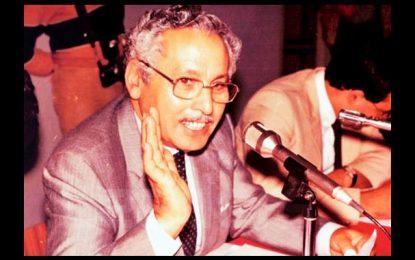 Ahmed Zghal, militant et ancien maire de Sfax, n'est plus