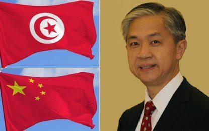 Coronavirus : L'ambassadeur chinois, Wang Wenbin, fait don de la moitié de son salaire à la Tunisie