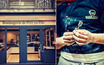 Paris : Du pain bio à la nouvelle boulangerie du Franco-Tunisien Mahmoud M'seddi, lauréat de la Meilleure baguette parisienne 2018