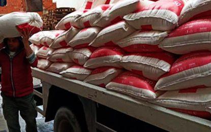 Tunisie : Le ministère du Commerce a distribué plus de 3.000 tonnes de semoule