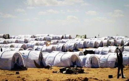 Du camp de Choucha à la Marsa : cri de détresse des réfugiés après la mort d'Ahmed Isaac Ibrahim