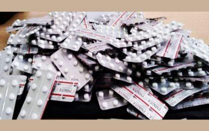 Sousse : saisie de 28.000 capsules de drogue