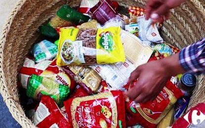 Coronavirus : L'Etat fera parvenir de la nourriture aux citoyens en cas de quarantaine