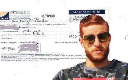 Coronavirus : Le footballeur Fakhreddine Ben Youssef donne l'exemple et fait un don au Fonds 1818