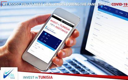 Coronavirus : une plateforme pour venir en aide aux entreprises étrangères en Tunisie