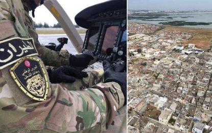 Confinement : Les forces aériennes de la garde nationale en action (Photos & vidéo)