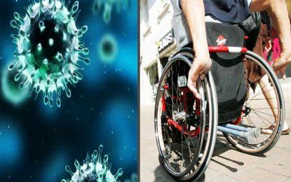 Coronavirus : sensibiliser les personnes à mobilité réduite par le toucher et pas seulement avec les mots