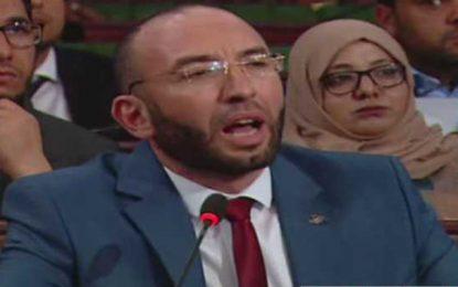 Mohamed Affes tire à boulets rouges sur les médias… qui ont critiqué son dérapage anticonstitutionnel