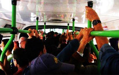 Coronavirus : Haro sur le transport public en Tunisie