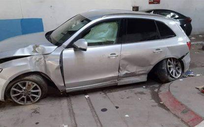 Voiture de fonction du ministre Maarouf accidenté par sa fille : La réaction a minima du gouvernement