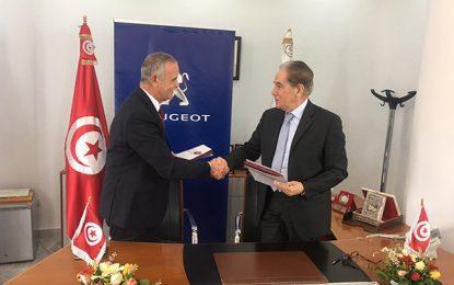 La Stafim Peugeot et l'Ordre des experts comptables consolident leur partenariat