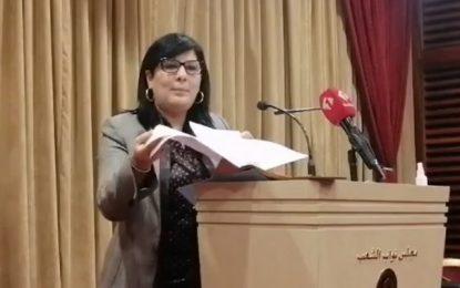 Abir Moussi craint plus ses amis destouriens que ses ennemis islamistes