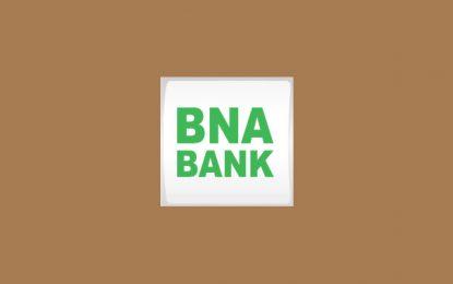 Le personnel de la BNA Bank contribue avec 500.000 DT au fonds 1818