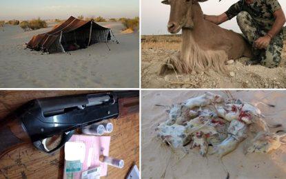 Abdelmajid Dabbar : Braconnage dans le désert en pleine période de confinement !