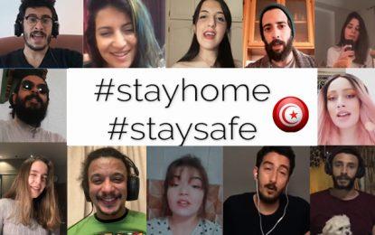 Confinement : Des jeunes artistes tunisiens chantent l'espoir, en reprenant «Imagine» de John Lennon (Vidéo)