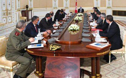 Saïed réaffirme l'engagement de l'Etat dans la lutte contre la spéculation et la corruption