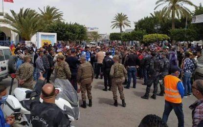Bloqués à Djerba, des citoyens veulent quitter l'île et retourner dans leurs villes d'origine (Vidéo)