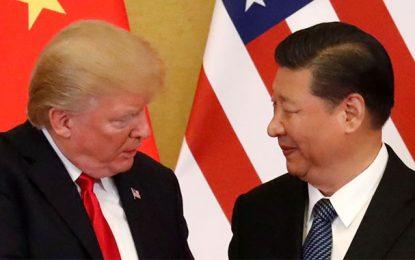 Contre le «virus chinois», Donald Trump prépare le coup d'après