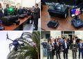 Telnet offre au ministère de la Santé 4 drones équipés de caméras thermiques et de haut-parleurs (Photos)