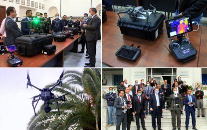 Covid-19 – Tunisie : Les drones thermo sensibles seraient-ils «renifleurs»?