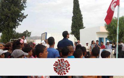Depuis la rentrée scolaire : 289 cas de coronavirus enregistrées dans les écoles