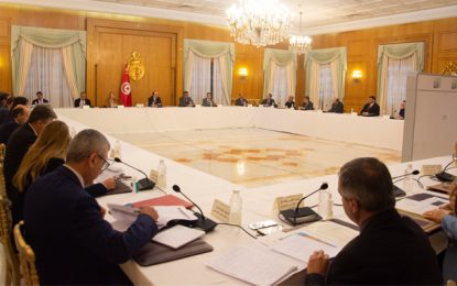 Coronavirus-Tunisie : Les membres du gouvernement font don de la moitié de leur salaire du mois d'avril