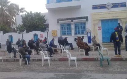L'idée ingénieuse de la mairie de Béni Khalled pour éviter l'encombrement dans les files d'attente