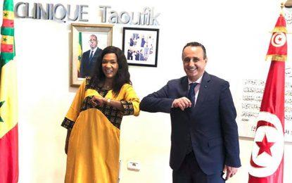 Tunisie-Sénégal : Le groupe Taoufik vient en aide aux migrants subsahariens (Photos)