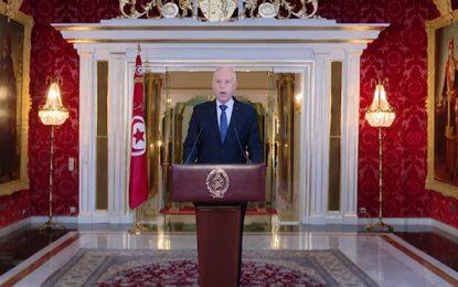 La proclamation de l'état d'exception est la solution à la crise en Tunisie