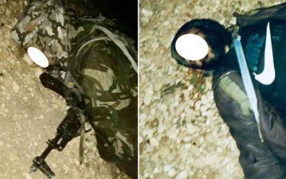 Tunisie : Deux terroristes abattus sur les hauteurs de Kasserine