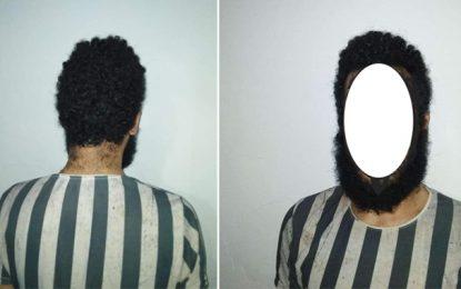 Mahdia : Pour tenter d'échapper à la police, un terroriste se fait passer pour un détraqué mental…