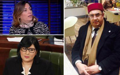 «La violence politique est sanctionnée par la loi», lance Rym Mahjoub à Elloumi, accusé d'avoir comparé Moussi à une prostituée