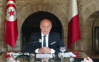 Olivier Poivre d'Arvor : Un vol hebdomadaire, à partir du 22 avril, pour rapatrier les Français bloqués en Tunisie
