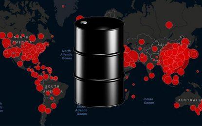 Le pétrole à zéro dollar : L'économie mondiale flanquée par terre par le Covid-19