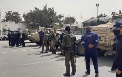 Ras Jedir : Les 652 Tunisiens rentrés de Libye, pris en charge par les autorités et seront placés à l'isolement