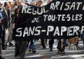 Appel à la régularisation des sans papiers et des demandeurs d'asile en Europe