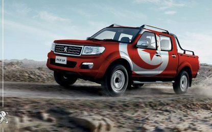 Stafim Peugeot (groupe Khechine) fait don de 10 pick-ups et 3 ambulances au ministère de la Santé